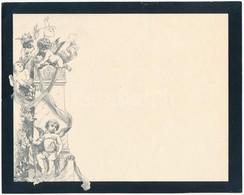 4 Db üres, Kitöltetlen Halálozási értesítő - Documentos Antiguos