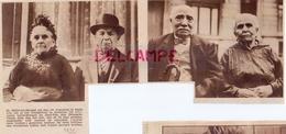 Orig Knipsel Tijdschrift - Briljanten Bruiloft St Gillis Brussel , Lorie - Breugel & Dael - Van Den Driessche - 1932 - Documentos Antiguos