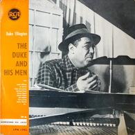 DUKE ELLINGTON - LP - 33T - Disque Vinyle - The Duke And His Men - LPM 1092 - Jazz