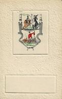 Carte De Luxe Gauffrée Sur La Chasse Mary Mill K.F. Editeurs Paris Série 47 - Pesca