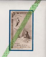 Maria Stephania Alphonsia Heymans-De Bleser, Sint Amands 1923, 1924 - Décès