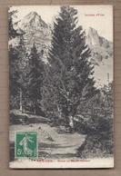 CPA 74 - BERNEX - Sous Le Mont César - TB PLAN ARBRES Et Montagne + Jolie Oblitération Verso 1913 - Andere Gemeenten
