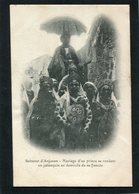 CPA - Sultanat D'ANJOUAN - Mariage D'un Prince Se Rendant En Palanquin Au Domicile De Sa Fiancée, Très Animé - Comoros