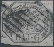 ITALY - 6 Baj - Etats Pontificaux