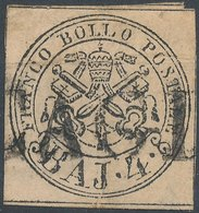 ITALY - 4 Baj - Etats Pontificaux