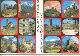 I Castelli Della Val D'Aosta - Italia