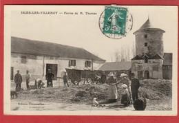 Seine Et Marne - Isles Les Villenoy - Ferme De Mr Thomas - Autres Communes