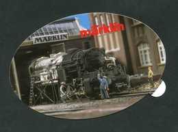 "Sticker Autocollant Ferroviaire Années 80 "" Märklin "" Train Miniature - Modell-Eisenbahn"