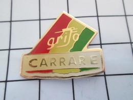 516b Pin's Pins / Beau Et Rare / THEME : MARQUES / GRIFO CARRARE - Marques