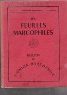 Feuilles Marcophiles 1970 N° 179   : Special Bordeaux - Literatuur