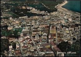 S. AGATA DI MILITELLO (MESSINA) PANORAMA DALL'AEREO 1959 - Messina