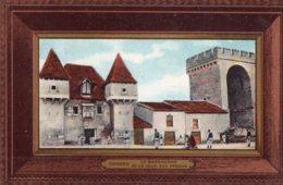 B67389 Cpa Cahors - La Barbacane Et La Tour Des Pendus - Cahors