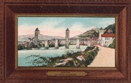 B67390 Cpa Cahors - Le Pont Valentré - Cahors