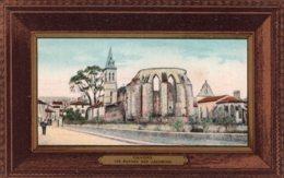 B67391 Cpa Cahors - Les Ruines Des Jacobins - Cahors