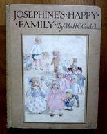 LIVRE ENFANT JOSEPHINE'S HAPPY FAMILY MRS H.C.CRADOCK/ ILLUS. H.C. APPLETON 1917 - Bücher, Zeitschriften, Comics