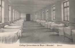 **** 33 ***   College Universitaire De Blaye Dortoir Neuve TTBE - Blaye