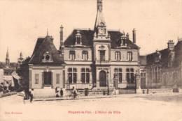 28 NOGENT LE ROI L'HOTEL DE VILLE - Nogent Le Roi