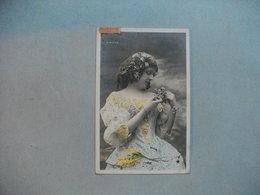 Artiste D. DIDIER  -  Photographe STEBBING  -  Paris  -  1905 - Artistes