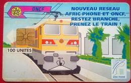 100 Units Train - Marruecos