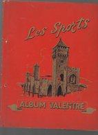 Album Collecteur D'images VALENTRE : Les Sports   (aviron) (TRES INCOMPLET)(CAT1883) - Other