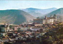 3 AK Brasilien * Blick über Die Altstadt Von Ouro Preto - Diese Altstadt Ist Seit 1980 UNESCO Weltkulturerbe * - Autres