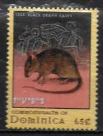 DOMINIQUE  N° 2623  * *  Millennium  Fleau De La Peste Noire En Europe Rat - Enfermedades