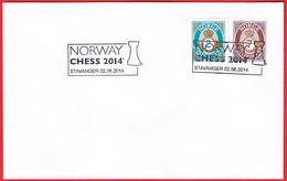 NORWAY - Stavanger 2014 «Norw. Chess Championship» - Chess