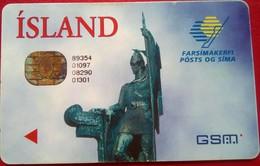Iceland Sim Card - IJsland
