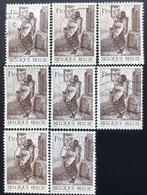 België - Belgique - (o) Used - Ref B1/2 - 1971 - Michel Nr.1628 - Jeugdfilatelie - Timbres