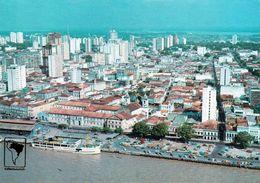 1 AK Brasilien * Blick Auf Die Stadt Belém - Luftbildaufnahme * - Belém