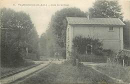 95 VALMONDOIS - GARE DE LA NAZE - Valmondois