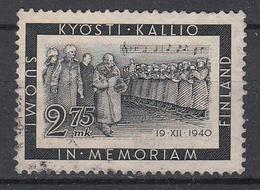 FINLAND - Michel - 1941 - Nr 237 - Gest/Obl/Us - Finland