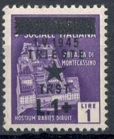 ITALY OVERPRINT TRIESTE 1945 7 STAMPS - Otros - Europa