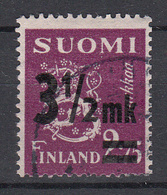 FINLAND - Michel - 1943 - Nr 277 - Gest/Obl/Us - Finland