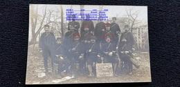Cpp Guerre 1914.18 Campagne 1914 11 Section Souvenir 123 ID Portrait J TISSIER / Caporal Du 48è RI Et 1è En Forêt Cabane - Guerre 1914-18