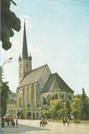 DEJ- CHURCH, SQUARE, BUSS - Romania
