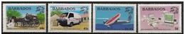 Barbados/Barbade: Evoluzione Della Posta, Histoire De La Poste, History Of Mail - Post