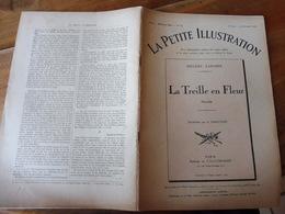 1 Illustration Et 2 Dessins De L. Sabattier Dans Ce Roman LA TREILLE EN FLEUR , Par Hugues Lapaire - Livres, BD, Revues