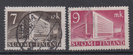 FINLAND - Michel - 1942 - Nr 269/70 - Gest/Obl/Us - Finland