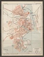 CARTE PLAN 1931 - BRETAGNE LORIENT - KERGROISE CHANTIERS DE LANESTER STADE PORT KÉROMAN PHARE PERRIERE - Topographical Maps