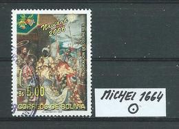 BOLIVIEN MICHEL 1664 Gestempelt Siehe Scan - Bolivie