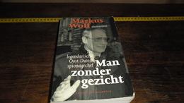 MARKUS WOLF _ DIK BOEK MET  AFBEELDINGEN  .... _ ANNO 1997_____ BOX : L - 1939-45