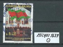 BOLIVIEN MICHEL 1639 Gestempelt Siehe Scan - Bolivie
