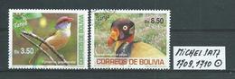 BOLIVIEN MICHEL SATZ 1709,1710 Gestempelt Siehe Scan - Bolivie