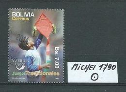 BOLIVIEN MICHEL 1790 Gestempelt Siehe Scan - Bolivie