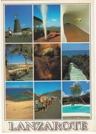 Lanzarote - Vistas Parciales  (Islas Canarias) - Lanzarote