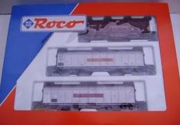 Roco Art 44104 - Goederenwagons