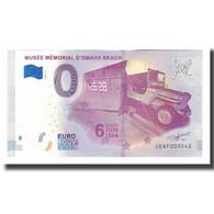 France, Billet Touristique - 0 Euro, 14/ Saint-Laurent-sur-Mer - Musée - Frankrijk