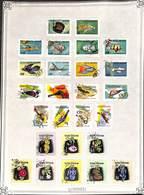 HONGRIE - THEMATIQUE - Fleurs,poissons,oiseaux,champignons,sports,ponts,animaux,papillons,avions,spatial - Sellos