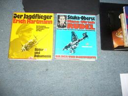 ( Luftwaffe Aviation ) Bilder Und Dokumente G. Just Rudel   Erich Hartmann - 5. Guerre Mondiali